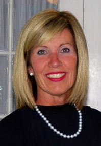 Debbie Barbarita - The 25 Club Vice President, Finance.