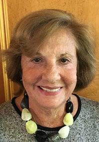 Jeanne Caliguiri - The 25 Club Treasurer
