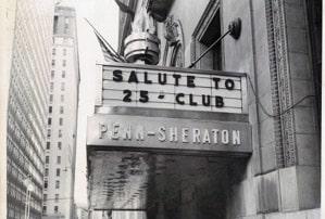 1945 Salute to 25 Club